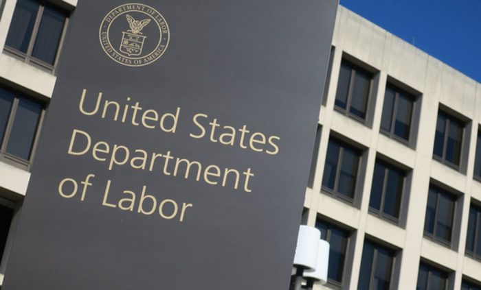 dol sign for labor audit