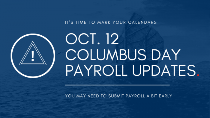 columbus day banking holiday 2020