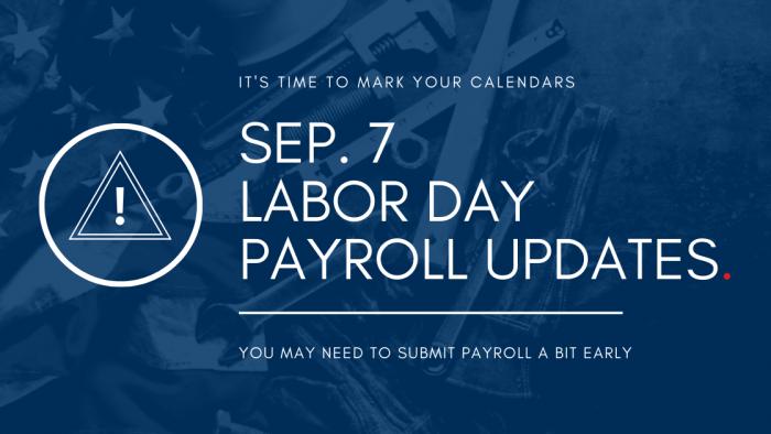 labor day banking holiday 2020
