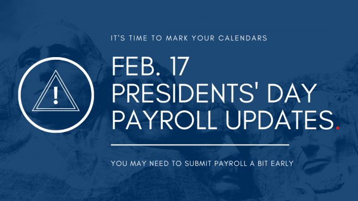 presidents day banking holiday 2020