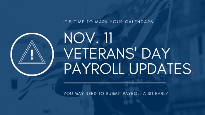 veterans' day banking holiday 2020