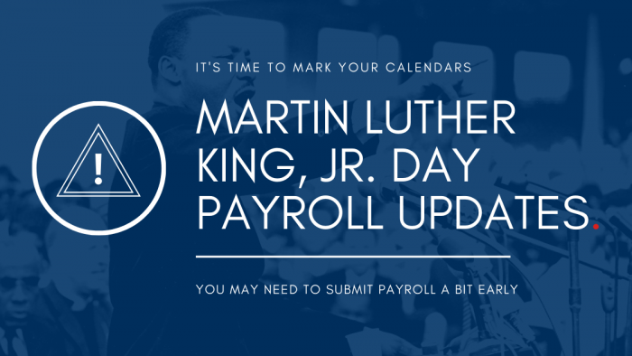 Martin Luther King Jr Day 2020 Payroll Banking Holiday Schedule (1)