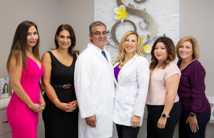 Synergy Medical Aesthetics Staff Photo