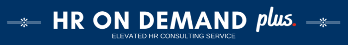 HR On Demand Plus Banner
