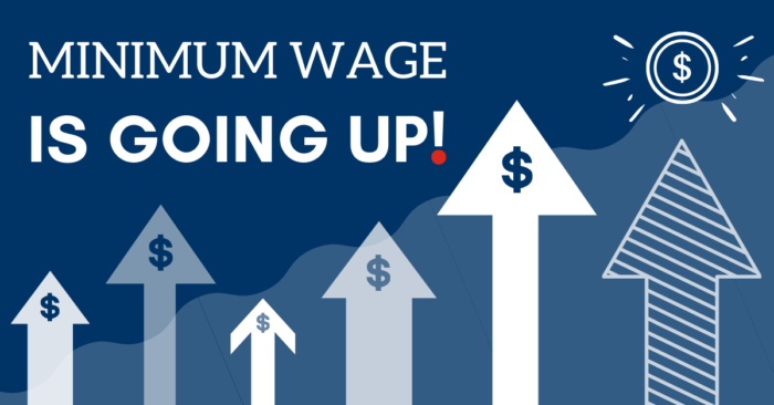Minimum Wage Increase July 1 2020