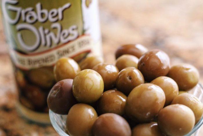 Graber Olive House olives