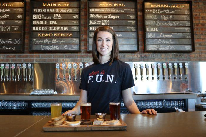 small business owner applying for restaurant revitalization fund