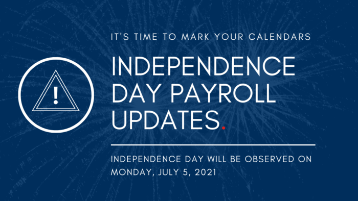 independence day banking holiday