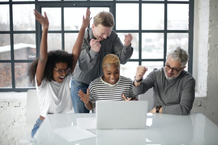 happy employee boost morale with sdp connect