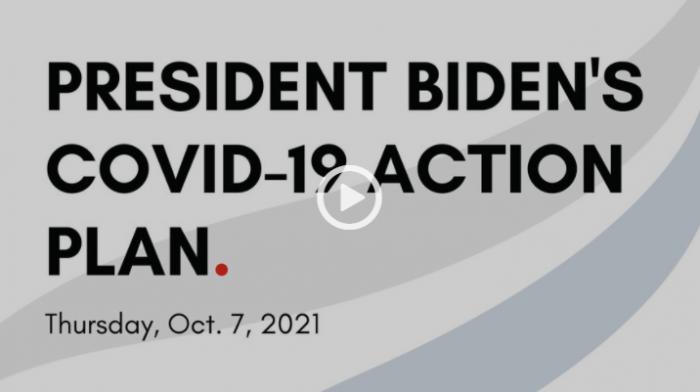 president biden's covid-19 action plan webinar